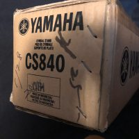 Yamaha CS 840 Straight Cymbal Stand New In Box