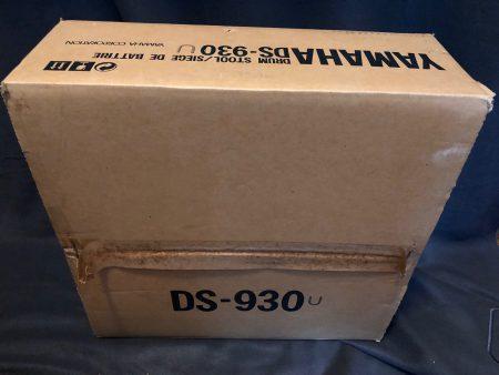 Yamaha DS 930 Round Drum Throne