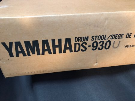 Yamaha DS 930 Round Drum Throne