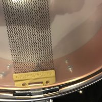 Tris imboden Chicago DW Copper snare 4x14