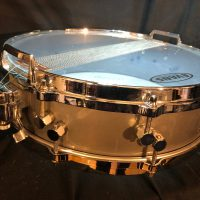 MRP Percussion 4x14 Heavy steel jason Bittner Shadows Fall Snare