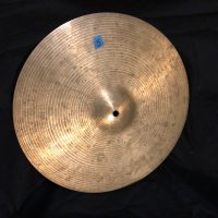 "Elvin Jones's 14"" Original K. Zildjian"
