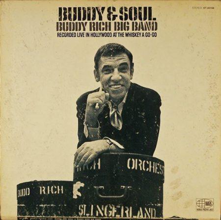 Buddy Rich's Slingerland Trap Case