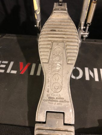 Elvin Jones's Camco Bass Pedal