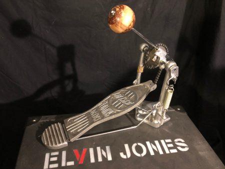 Elvin Jones's Gretsch conversion bass pedal