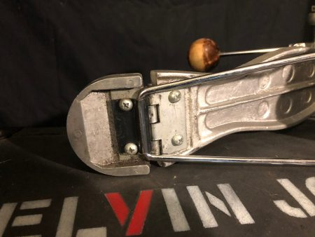 Elvin Jones's Gretsch conversion bass pedal