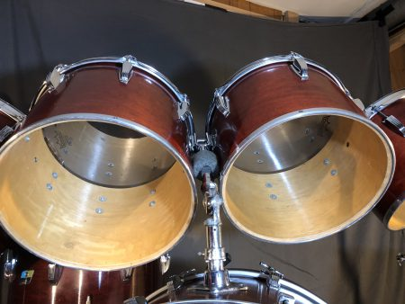 Ludwig Octa Plus complete set with hardware