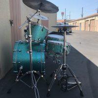 Ringo Starr All Starr Band 2012 Mapex drum set Gregg Bissonette