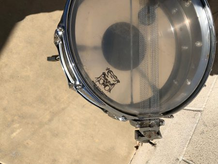 Dennis Wilson beach Boys Ludwig Super Sensitive Snare drum