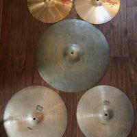Beach Boys cymbals