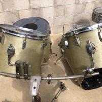 Dennis Wilson's Beach Boys Blaemire Fiberglass Concert Tom Monster Set