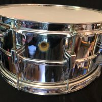 Ludwig Supraphonic 402 6.5x14 snare drum.