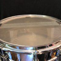 Ludwig Supraphonic 402 6.5x14 snare drum.