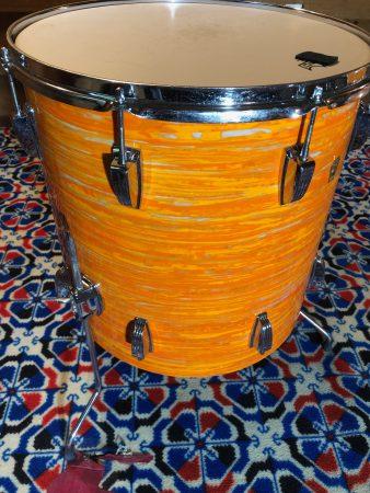 John Densmore The Doors Ludwig Mod Orange