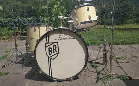 Buddy Rich 1968 Sligerland Set