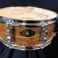 Bun E. Carlos Cheap Trick Signature Snare