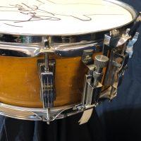 Bun E Carlos Gold Mist Cheap Trick Ludwig Snare