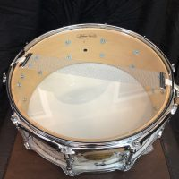 Ludwig 1999, 90th Anniversary Top Hat And Cane 5x14. Flawless!