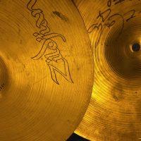 Bun E cymbal hi hat 3 4 2