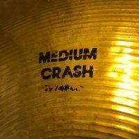 Bun E. Carlos Studio Cymbal S23