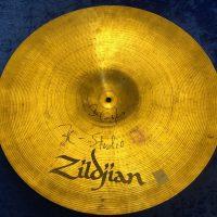 Bun E. Carlos Studio CymbalS24