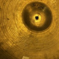 Bun E cymbalNP12 2