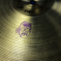 Bun E cymbal hi hat 789