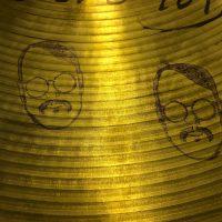 Bun E cymbal hi hat 789 2
