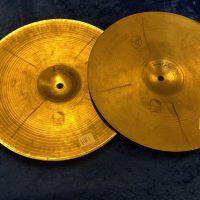 Bun E cymbal hi hat 1 + 2