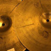 Bun E cymbal hi hat 1 + 2 A