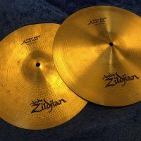 Bun E cymbal hi hat 12 + 13 b