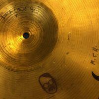 Bun E cymbal pair S31 3