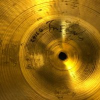Bun E cymbalNP8 2
