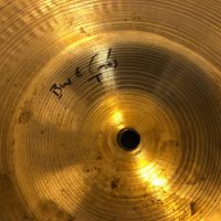 Bun E cymbalNP11