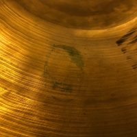 "Bun E cymbalNP3 18"" K 1"
