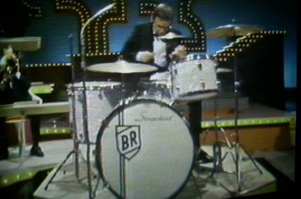 Buddy Rich 1968 Sligerland Set