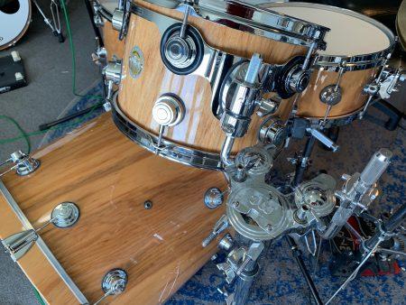 Billy Ward DW Timeless Timber Birch