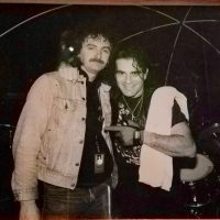 Tico Torres Slippery When Wet Bon Jovi Pearl