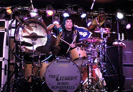 Bobby Rondinelli Ludwig maple Classic