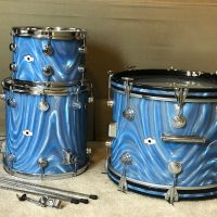 Camco 20, 12 14 Blue satin Flame