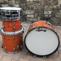 Frakie Banali Ludwig Mod Orange