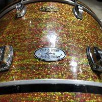 "Bun E. Carlos Cheap Trick Ludwig Legacy Large Classic Lug Signature Drum Set With Extra 14"" Tom"