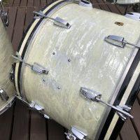 Ludwig White Marine Pearl Super Classic