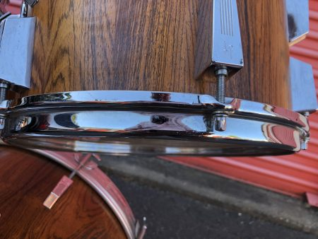 Sonor 1973 Champion Beechwood Rosewood