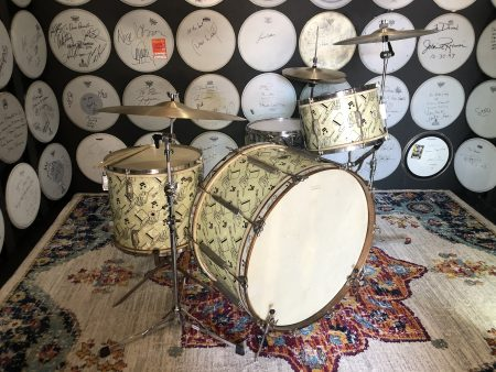 Ludwig and Ludwig Top Hat and Cane 26,13,16, 1942