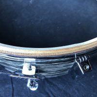 Ludwig Original Ringo 1966 Black Oyster Pearl Jazz Festival Snare Drum. Perfect