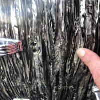Ringo Beatles 22x14 Black Oyster Bass drum