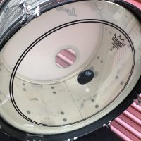 Ringo Beatle Bass Black Oyster 22