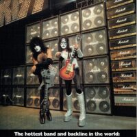 KISS ACE Frehley Marshall