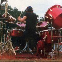 RUSH Tama Superstar Neil Peart